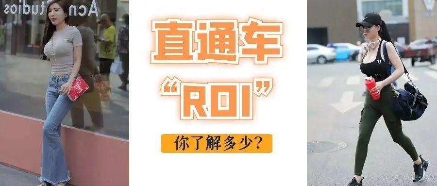 roi计算公式(电商roi合理范围)
