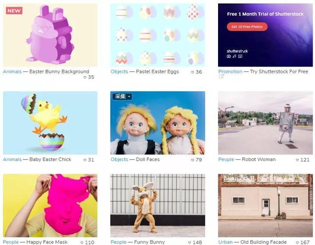 """大类短视频素材网站及工具,免费实用,运营短视频必备!"""""""